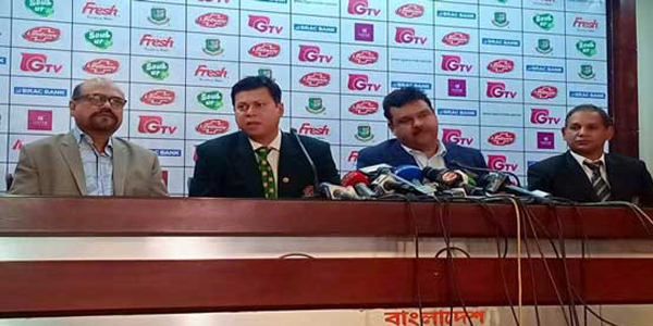 Bangladesh announces squad for 2019 ICC World Cup