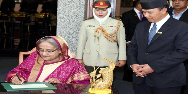 Brunei, Bangladesh agree on energy cooperation