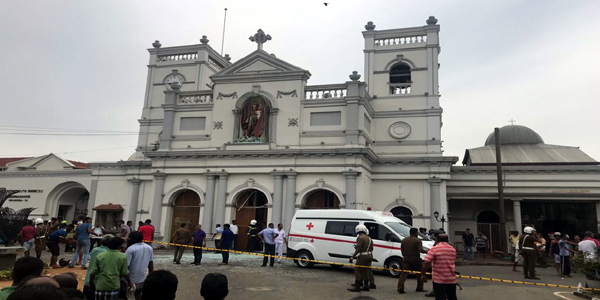 At least 137 killed in series of blasts in Sri Lanka churches, hotels