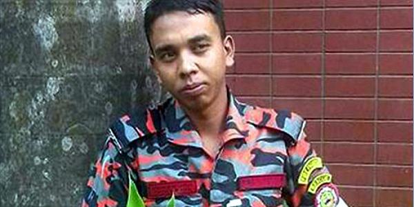 Fireman Sohel Rana dies at Singapore hospital