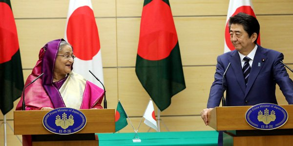 Japan extents full support to Bangladesh over Rohingya repatriation