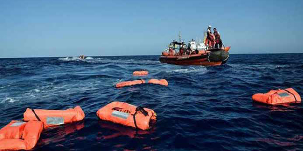 Fifteen Mediterranean tragedy survivors returned home
