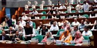Bangladesh unveils 5-trillion taka national budget