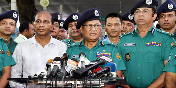Security beefed up in Dhaka ahead of the Eid