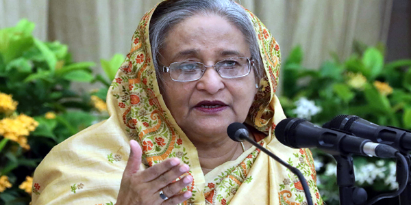 Hasina to visit China to raise Rohingya crisis with Xi