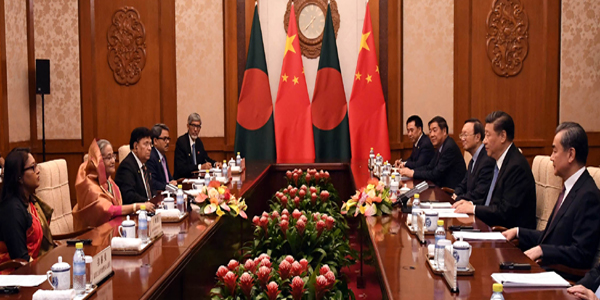 Beijing agrees Dhaka's position on Rohingya return