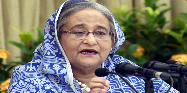 Hasina defends gas price hike