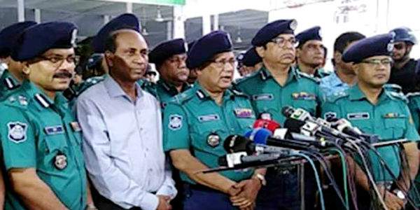 Security beefed up in Dhaka ahead of Eid-al-Adha