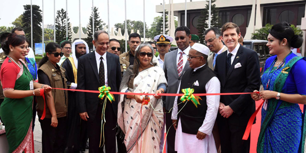 Biman must improve passenger services, says Hasina