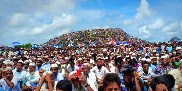 Rohingya demand justice for genocide