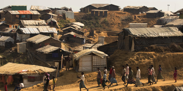 First Rohingya death reported from COVID-19 in refugee camp