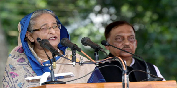 Hasina asks police to be friendly with people