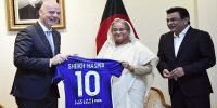 FIFA assures support for Bangladesh's soccer promotion
