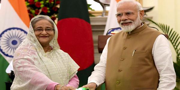 Hasina-Modi summit to further warm bilateral ties