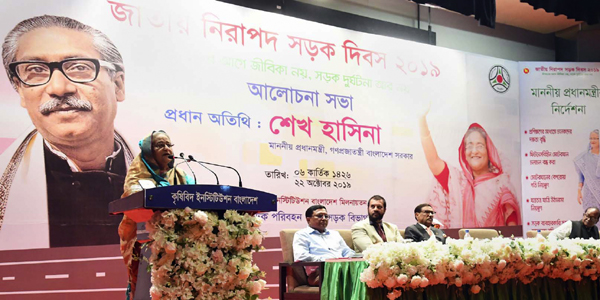 Hasina orders crackdown against unfit vehicles