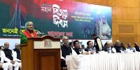 Pakistan-lovers' plot will never see a success, says Hasina