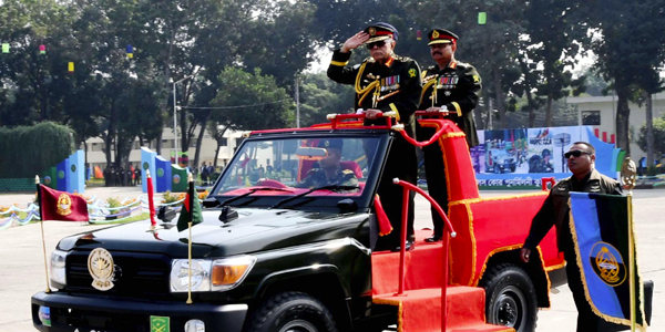 President asks army to give top priority to public interest