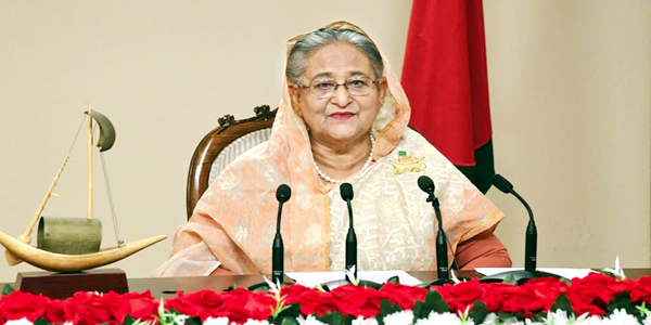 Hasina vows to root out corruption