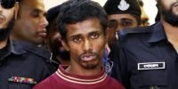 Rape suspect remanded in custody