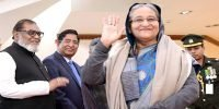 Hasina off to Rome