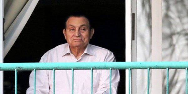 Former Egyptian leader Hosni Mubarak dies at the age of 91