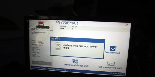 Voting for mayoral race begins in Dhaka