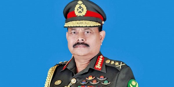 Troops to remain as per government desire: army chief