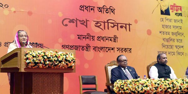 Hasina stresses for result oriented researches for development