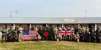 Four-week US-UK-Bangladesh military exchange concludes