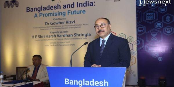NRC absolutely India internal issue, says Shringla