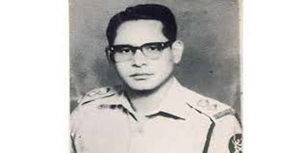 """REMEMBRANCE — Lt. Col. M.A. Qadir (Shaheed), """"How are you Papa?"""""""