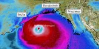 Cyclone Amphan intensifies as it heads for Bangladesh