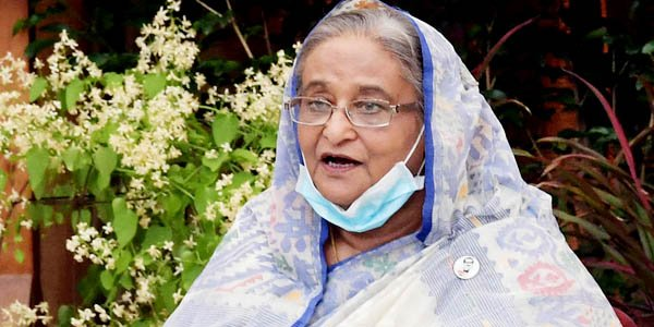 Hasina urges party-men to help implement Bangabandhu's ideology
