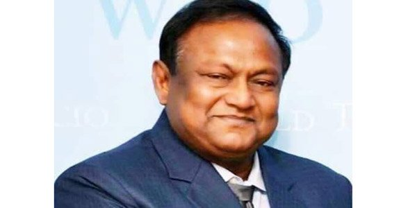 Bangladesh's commerce minister tests positive for Covid-19