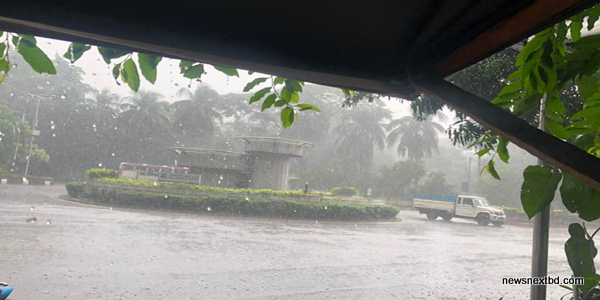 Met office predicts rain for three more days