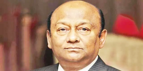 Businessman Latifur Rahman dies at the age of 75