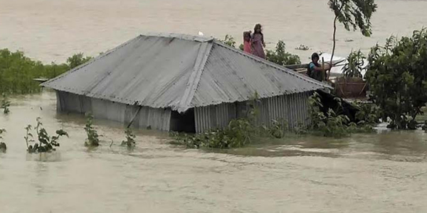 Flooding kills 41, affects 4.5 million people in Bangladesh