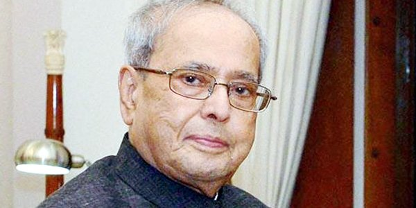 Former Indian President Pranab Mukherjee passes away