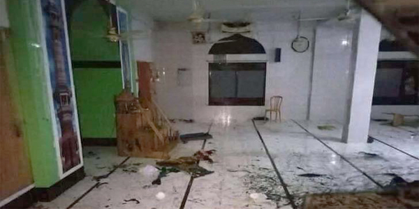 Narayanganj mosque blast death toll rises to 21