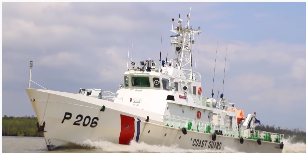 After Navy, Bangladesh Coast Guard further strengthened