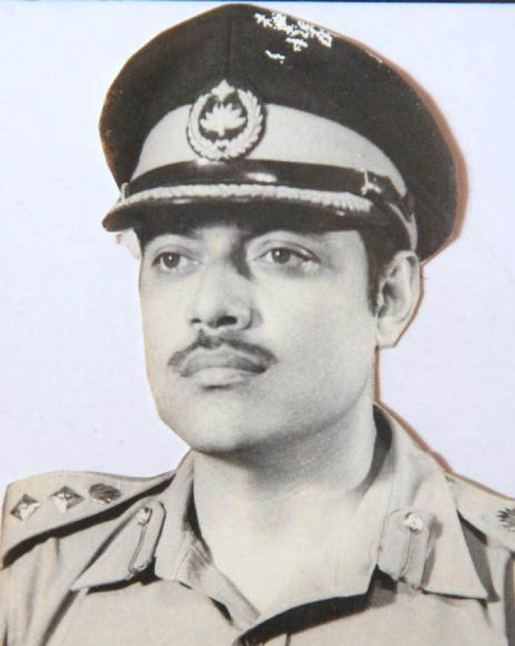 Remembering the gallant soldier Khaled Musharrof