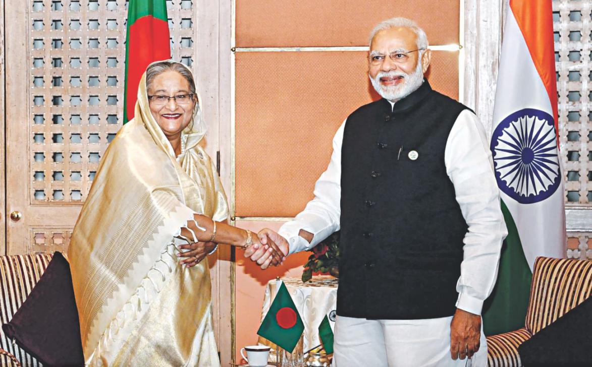 India-Bangladesh ties continue their momentum despite Covid 19