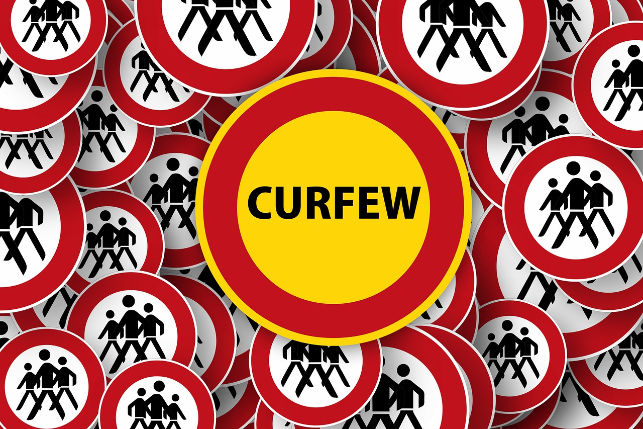 The Canadian Experience Of Curfew & ……