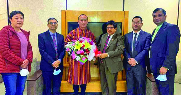 New BIMSTEC chief takes charge