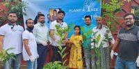 Plant a Tree by JCI Dhaka West Held
